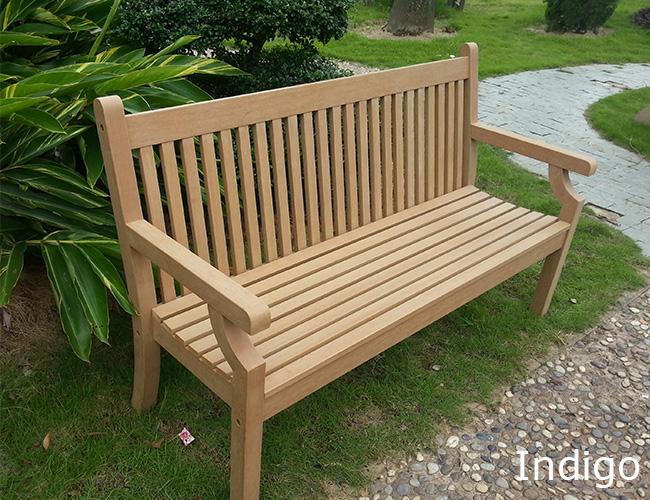 Winawood 3 Seater Elegant Garden Bench